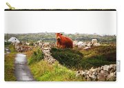 Connemara Cow Carry-all Pouch