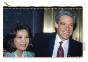 Connie Chung-maury Povich Carry-all Pouch