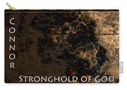 Connor - Stronghold Of God Carry-all Pouch