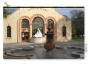 Conservatory Gardens Sunny Facade Carry-all Pouch