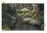 Conservatory In Autumn Carry-all Pouch