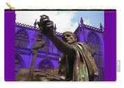 Constantine The Emperor At Yorkminster Carry-all Pouch