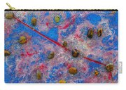 Constellation Of Aries Carry-all Pouch by Augusta Stylianou