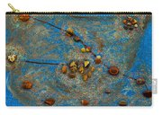 Constellation Of Taurus Carry-all Pouch by Augusta Stylianou