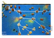 Constellation Of Ursa Major Carry-all Pouch by Augusta Stylianou
