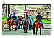Constitution Hall Calvary Carry-all Pouch