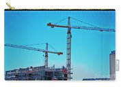 construction cranes HDR Carry-all Pouch
