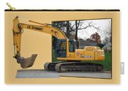 Construction Equipment 01 Carry-all Pouch