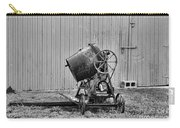 Construction - Vintage Cement Mixer Carry-all Pouch