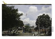 Construction Work Ongoing In Singapore Carry-all Pouch