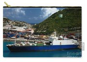 Container Ship St Maarten Carry-all Pouch