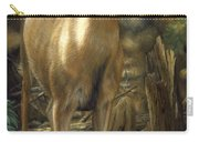 Mule Deer - Contemplation Carry-all Pouch