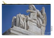 Contemplation Of Justice 1 Carry-all Pouch