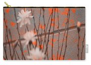 Contemporary Art - Butterfly Kisses - Luther Fine Art Carry-all Pouch