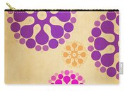 Contemporary Dandelions 2 Part 2 Of 3 Carry-all Pouch