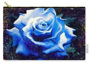 Contorted Rose Carry-all Pouch