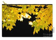 Contrast Of Autumn, Quincy California Carry-all Pouch