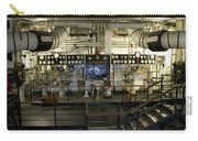Control Board Engine Room Queen Mary Ocean Liner Long Beach Ca Carry-all Pouch