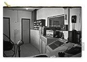 Control Room In Alcatraz Prison Carry-all Pouch