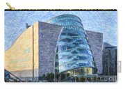 Convention Centre Dublin Republic Of Ireland Carry-all Pouch