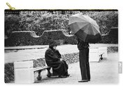 Conversation In The Rain Carry-all Pouch