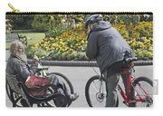 Conversation Place Belfast Ireland Carry-all Pouch