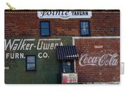 Conyers Advertisements Carry-all Pouch