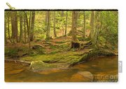 Cook Forest Rocks And Roots Carry-all Pouch