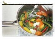 Cooked Mixed Vegetables Carry-all Pouch