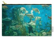 Cool Aquarium Carry-all Pouch by Ray Warren