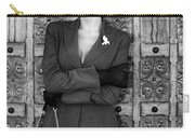 Cool Blonde Bw Palm Springs Carry-all Pouch