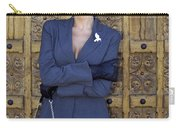 Cool Blonde Palm Springs Carry-all Pouch