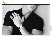 Cool Cal Bw Palm Springs Carry-all Pouch by William Dey