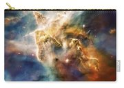 Cool Carina Nebula Pillar 4 Carry-all Pouch by Jennifer Rondinelli Reilly - Fine Art Photography