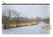 Cool Dreams Winter Carry-all Pouch
