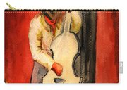 Cool Jazz Served Hot Carry-all Pouch