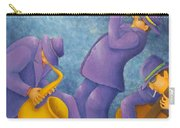 Cool Jazz Trio Carry-all Pouch