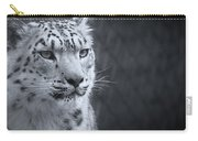 Cool Leopard Carry-all Pouch
