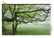 Cool Misty Day At Blackbury Camp Carry-all Pouch