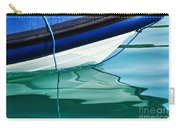 Cool Ocean Blues Carry-all Pouch