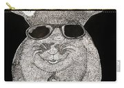 Cool Rabbit Carry-all Pouch