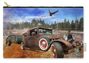Cool Rusty Classic Ride Carry-all Pouch
