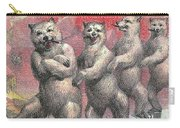 Cool Smoke Cigar Label Carry-all Pouch