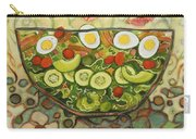 Cool Summer Salad Carry-all Pouch