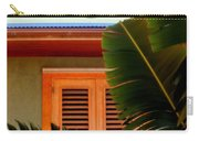 Cool Tropics Carry-all Pouch by Karen Wiles
