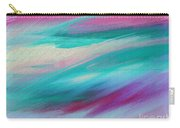 Cool Waves - Abstract - Digital Painting Carry-all Pouch