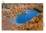 Cooney Lake Larches Carry-all Pouch