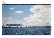 Cooper River Bridge Carry-all Pouch
