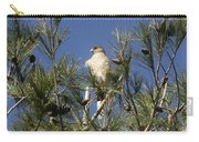 Coopers Hawk In Tree Carry-all Pouch