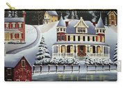 Coopersville Carry-all Pouch by Catherine Holman